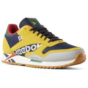 [DV7194] Mens Reebok Classic Leather Ripple MU